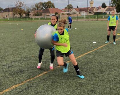 Recrutement Section sportive football